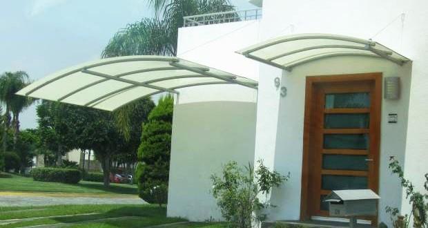 techos de policarbonato para patios en guadalajara